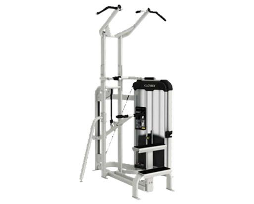 單/雙槓重量輔助訓練機 1