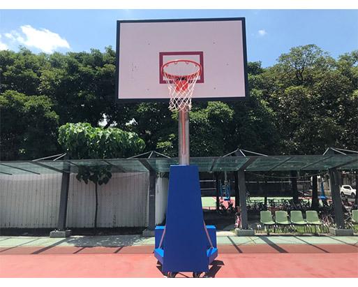 戶外可移動式籃球架 1
