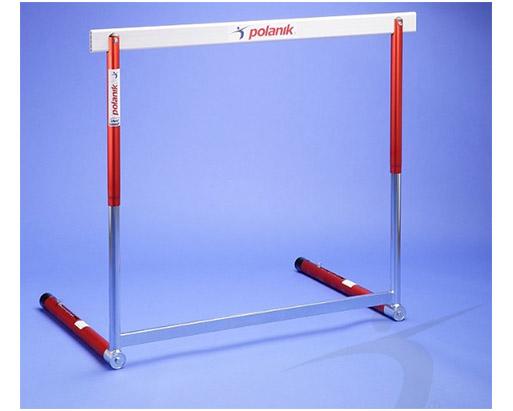 競賽用可折疊鋼鋁製跨欄架 1